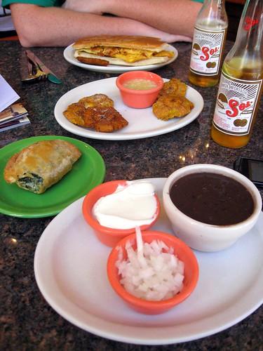 brunch at cubanitos