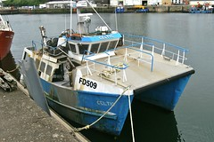 Photo of Lobster Fishing Boat - Celtic