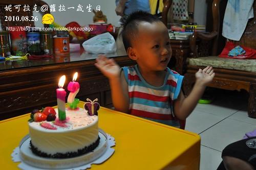 蘿拉一歲國曆生日11