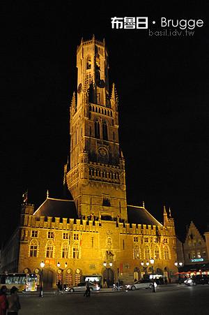 哥德式鐘樓