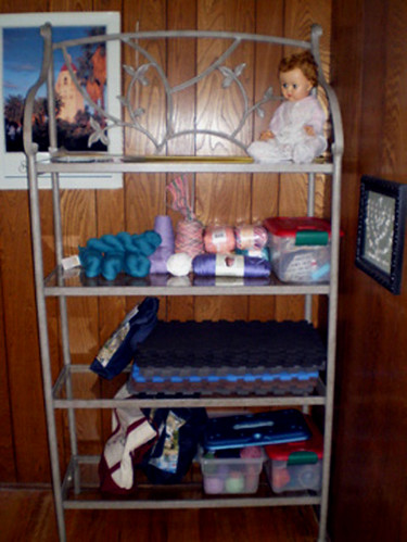 Knitting Storage Solution