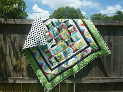 Quilt for Kids - Snoopy