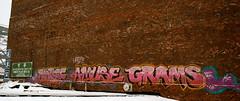 noteef amuse gram (Eclectic Dyslexic) Tags: chicago de graffiti crew gram amuse kwt 2nr noteef
