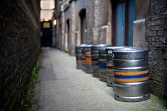 Barrels (Ryan Jarvis Photography) Tags: beer alley nikon barrels d700 nikon50mm14g