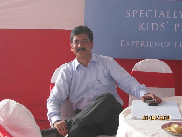 Kalpataru Harmony Wakad Pune - Dinesh Joshi, G M Sales, Kalpataru Limited