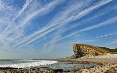 Nash Point (geoffspages) Tags: wales nashpoint glamorganheritagecoast