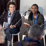 Marlene Van Neikerk and Kopano Matlwaat