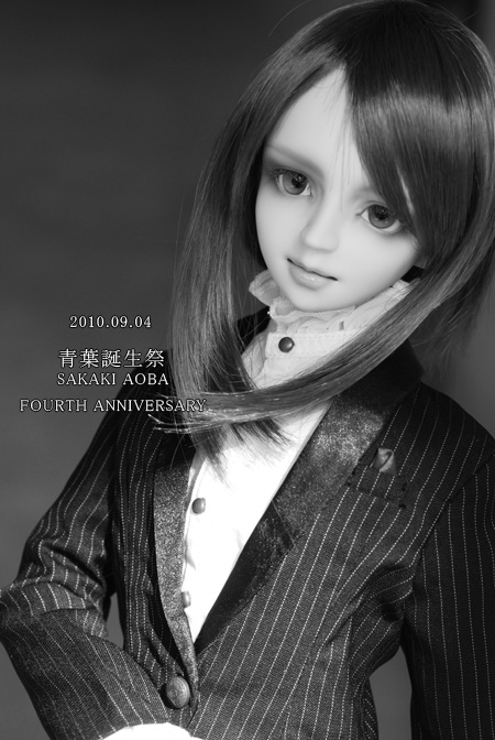 Aoba's 4th anniversary