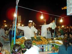 Dinner night at Jama'a el-Fnaa (Pelé3) Tags: marrakech مراكش maroccomorocco jama'aelfnaa