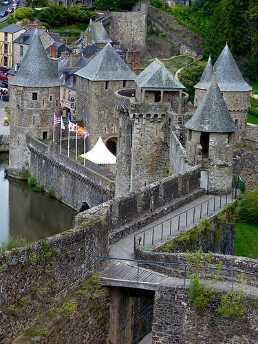 Chateau de Fougeres