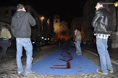 Occupata! (quicksilv3r) Tags: italia novembre università trento duomo slogan ateneo proteste trentino manifesto 2010 lettere studenti manifestazione viaverdi sociologia corteo bassi urla auletta ddl agitazione gelmini quicksilv3r m3rcur1u5 atenei dellai universta trentoanomala