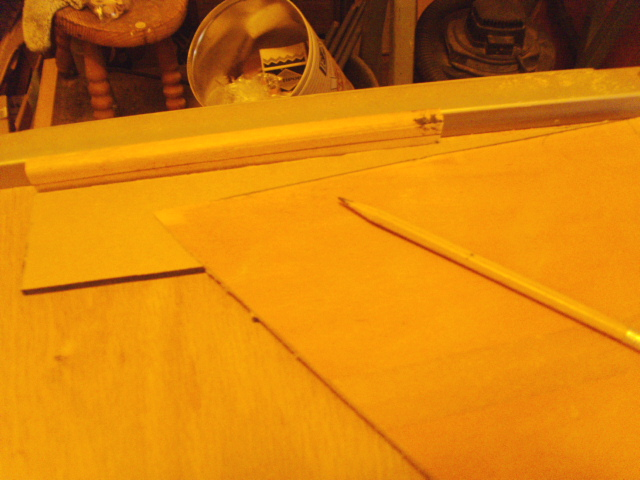 Marking for Re-sawing