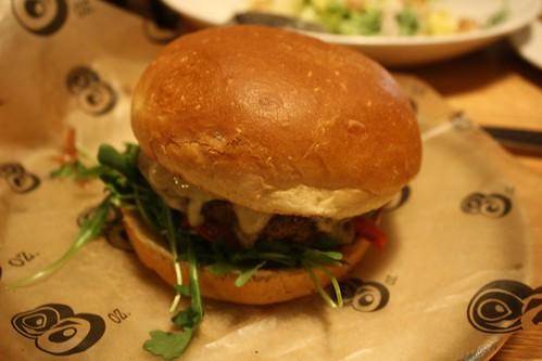 Melrose Burger