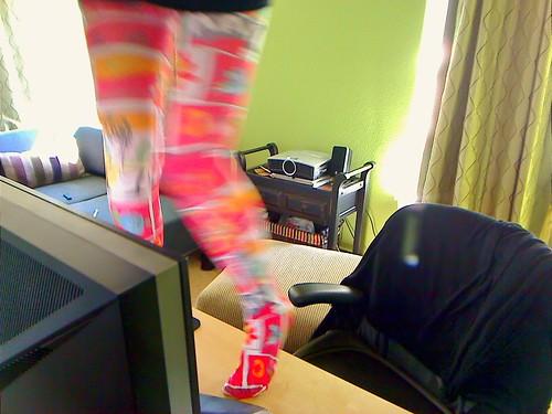Desk Dancing