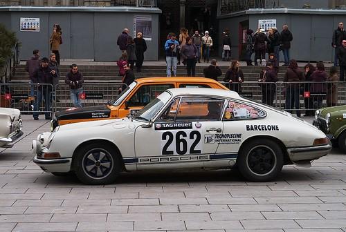 L9771093 - Rally Montecarlo Historique 2011 Porsche 911 (1965)