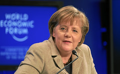 Angela Merkel - World Economic Forum Annual Me...