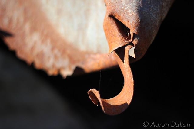 Rusty Tongue of Rust