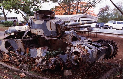 Tank of Japan Army