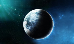 [Free Image] Graphics, CG, Earth, 201103310100