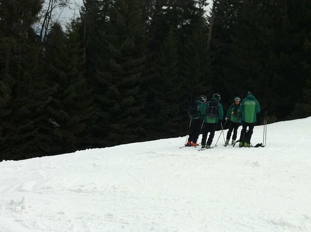 Ski-WM 2011, Sonntag