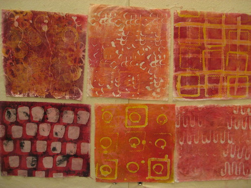 soy wax batik samples 1