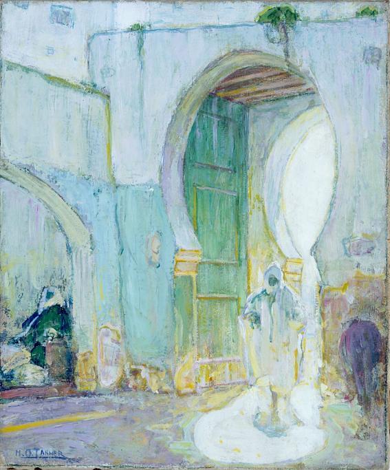 Gateway, Tangier
