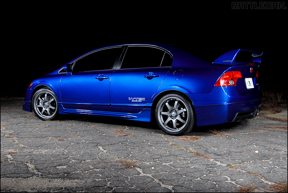 His And Her Mugen Si S 8th Generation Honda Civic Forum