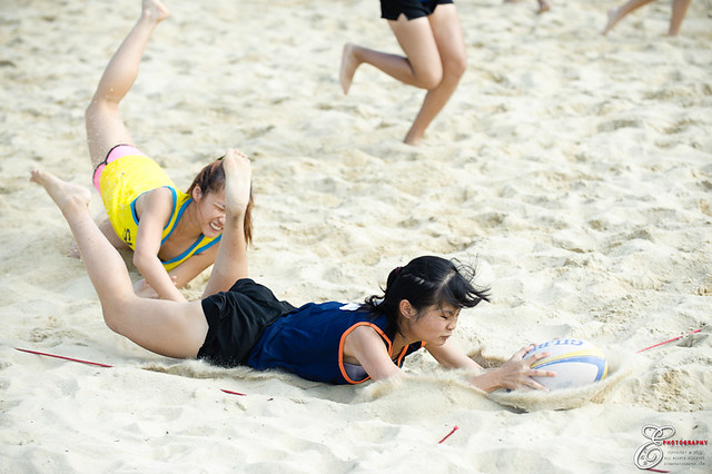 Beach Touch Rugby - 008