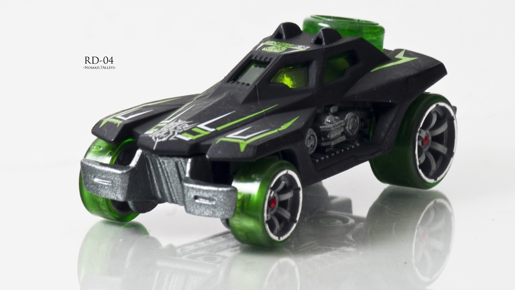 RD-04 - 2005 AcceleRacers
