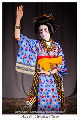 Angola - Wafrica Oiran (Kurokami) Tags: kimono japan japanese asia asian woman women girl girls lady ladies kitsuke angola wafrica oiran maiko geiko geisha tayuu yukata africa himba momuila katsura oshiroi shironuri bead beads beaded kanzashi anime north 2017 fashion show angolan african momuia oshiroir