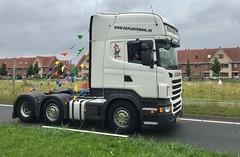 IMG_7280 (Rhoon in beeld) Tags: rhoon albrandswaard rhoonse baan portlandse barendrecht truckrun 2017 daf man terberg mercedes scania volvo truck vrachtwagen plantenhal plh transport