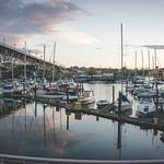 Vancouver harbour - Vancouver Hafen thumbnail