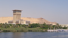 Movenpick Hotel (Rckr88) Tags: aswan egypt movenpick hotel movenpickhotel hotels resort resorts tower towers buildings building architecture africa travel travelling water waves wave reflection reflections reflectionsofthenile river rivers nile nileriver nileriverupperegypt upper upperegypt thenileriver nubia
