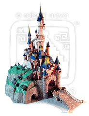 Disneyland Paris Sleeping Beauty Castle #01