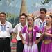 Uyghur entertainers at karez wells