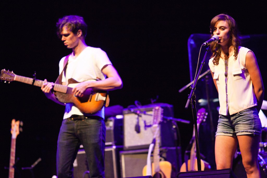 Dirty Projectors: Playing Two Doves