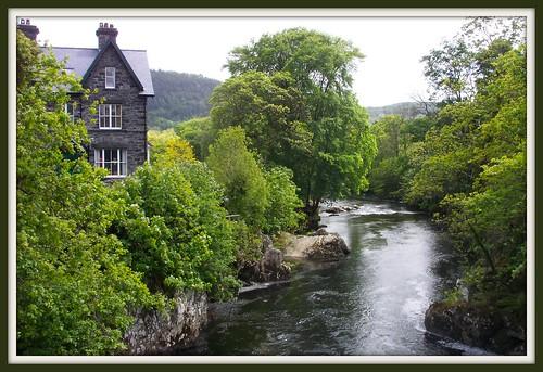 Betws-y-Coed, Conwy Valley, Wales
