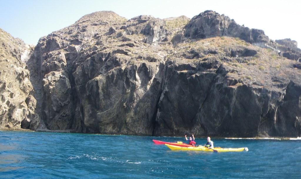 Cabo de Gata en kayak 085