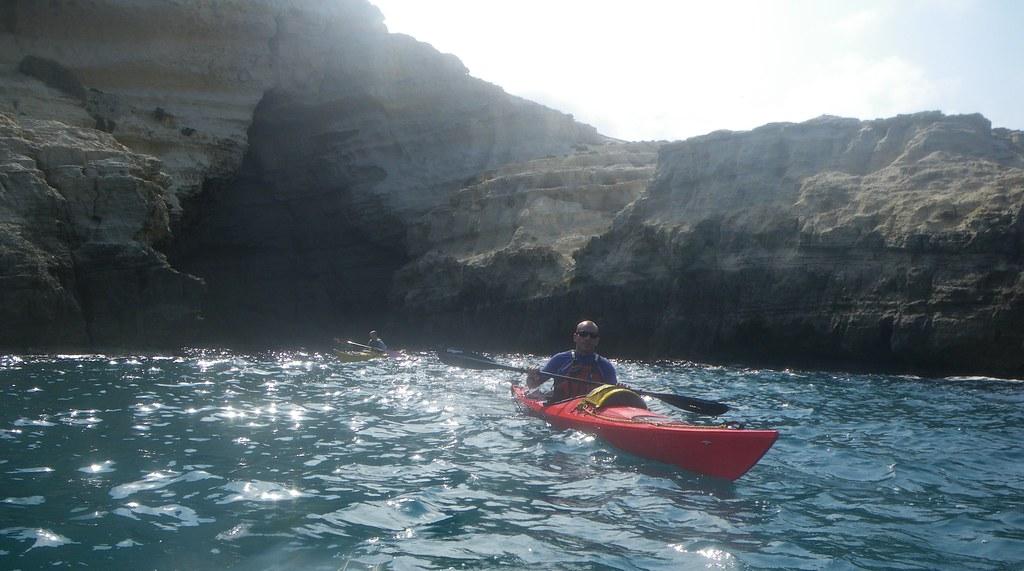 Cabo de Gata en kayak 265