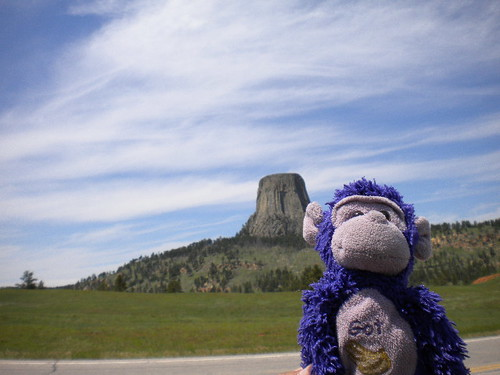 Pepito en Devils Tower