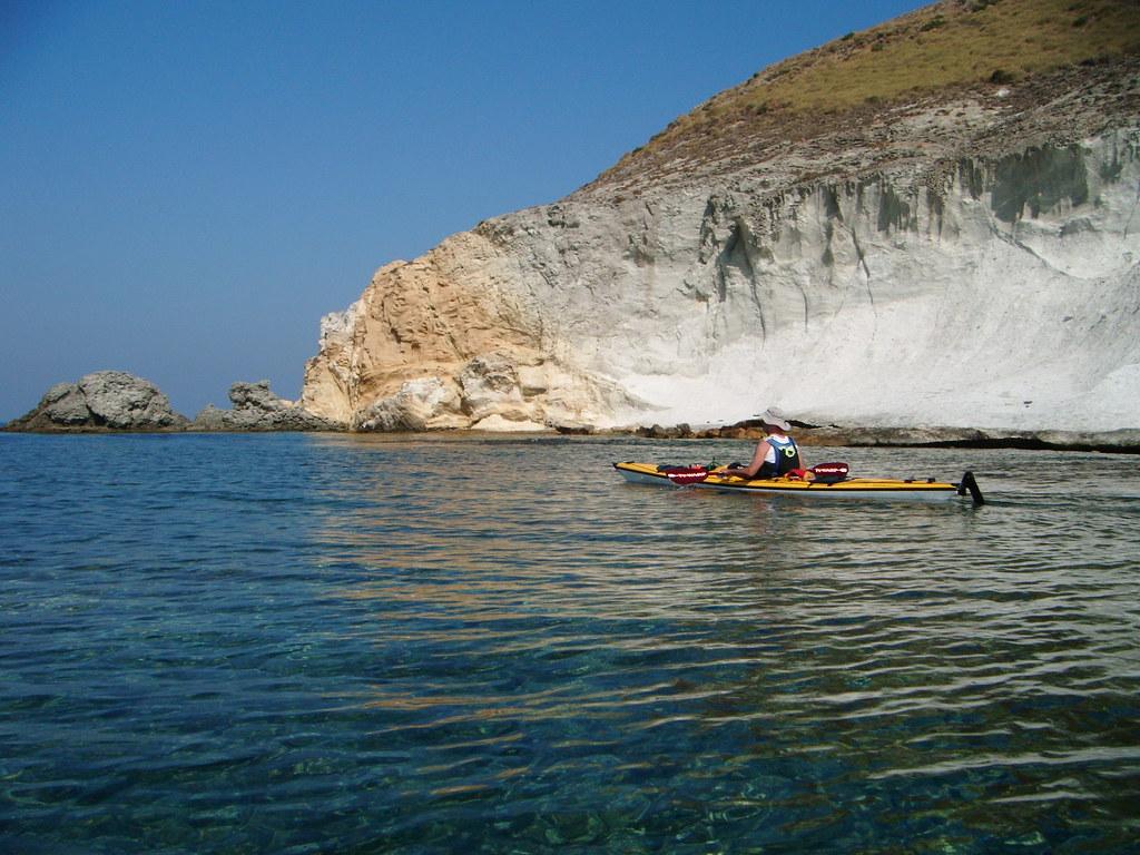 Cabo de Gata en kayak 729