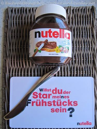 Überraschungspaket Nutella