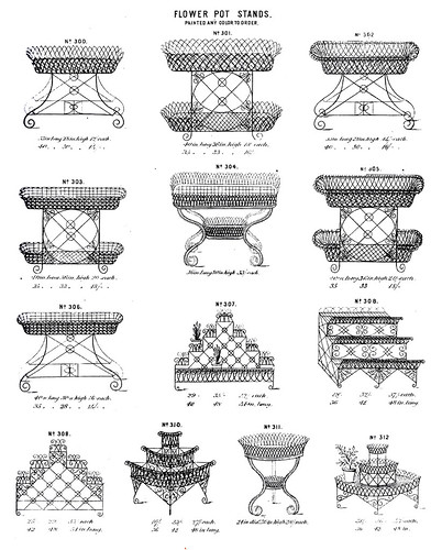 Flower Pot Stands