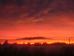 Sunset 6-27-10