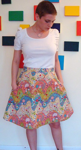 village skirt 3