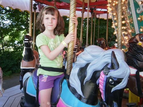K on Carousel