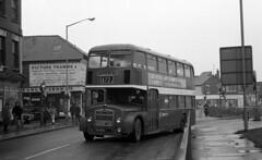 A minor oddity (Fray Bentos) Tags: bus doubledecker ecw bristolomnibusco bristollodekka bristolflf 550ohu