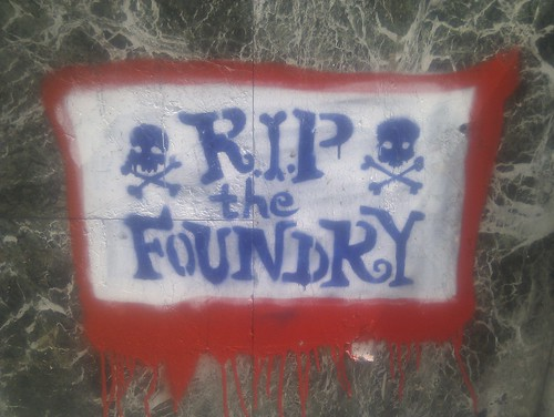 Is the Foundry dead?