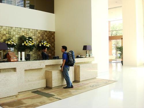 ascott Bangkok Lobby