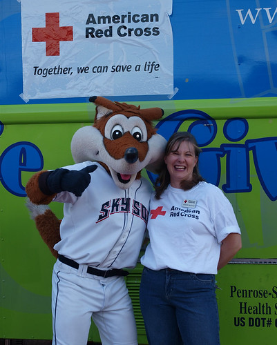 Sky Sox Twilight Blood Drive